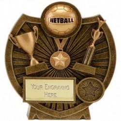 Century Shield Netball