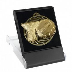 Vortex Netball Medal & Case