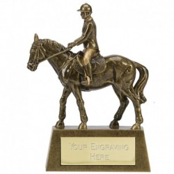 Hamble5.75 Horse & Rider