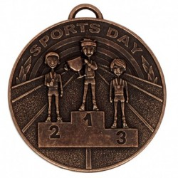 Target50 Sports Day Medal
