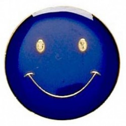 ButtonBadge20 Smile Blue