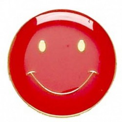 ButtonBadge20 Smile Red