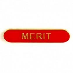 BarBadge Merit Red