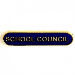 BarBadge School Council Blue