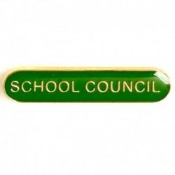 BarBadge School Council Green