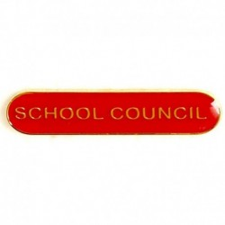 BarBadge School Council Red