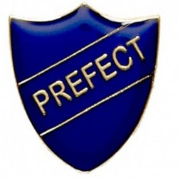 ShieldBadge Prefect Blue