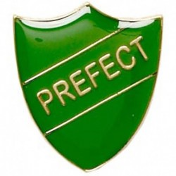 ShieldBadge Prefect Green