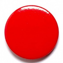 Red Button Badge
