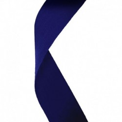 Medal Ribbon Navy Blue