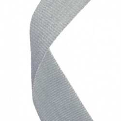 Medal Ribbon Grey