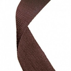 Medal Ribbon Brown