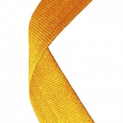 Medal Ribbon Gold