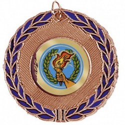 BlueWreath50 Medal