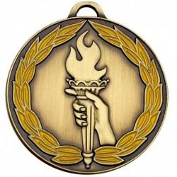 ClassicTorch50 Colour Medal
