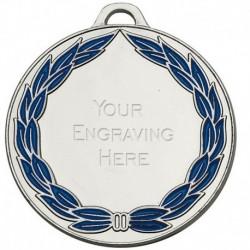 ClassicWreath50 Colour Medal