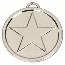Star50 Bright Medal