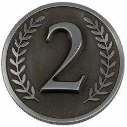 Prestige60 2nd Medal