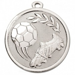 GALAXY Football Boot & Ball Medal