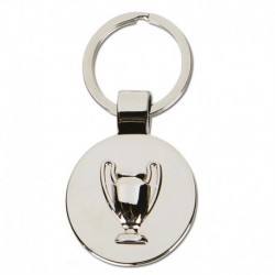 Round Cup Keyring