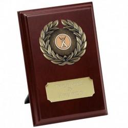 Prize6 Plaque