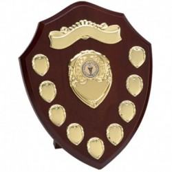 Triumph12 Gold Annual Shield