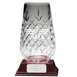 Spire Vase15 Knighton Crystal