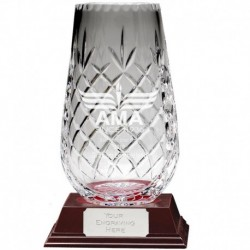 Spire Vase20 Knighton Crystal