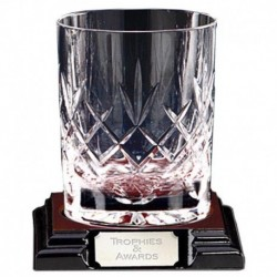 Knighton Crystal Smll Whiskey Glass