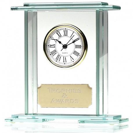 Eternity7 Jade Clock