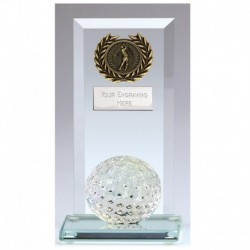Core Golf Jade Glass Award