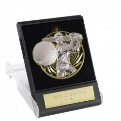 Vortex Cricket Medal with Case