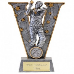 V Series Cricket Bowler