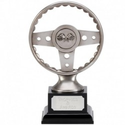 Emblem7 Steering Wheel