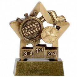 Mini Star Athletics Podium